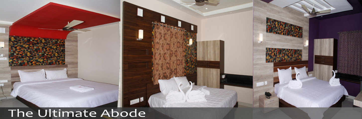 Elegant rooms in Dindigul